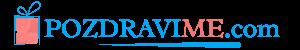 Лого на сайта за картички и пожелания PozdraviMe.com