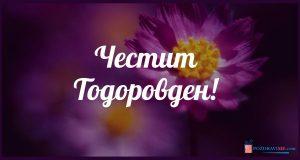 Картички за честит Тодоровден